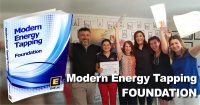 Modern Energy Tapping Foundation with Dilek Kirikkanat - 8 November 2019